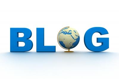 blog side bar