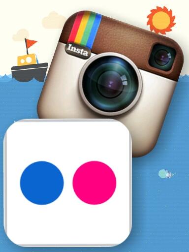 Flickr vs Instagram