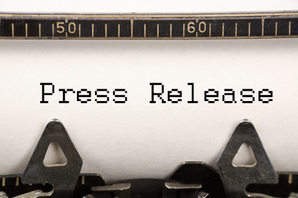 Press release distribution success