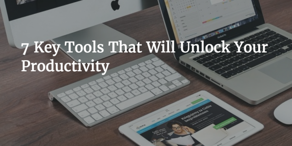 key productivity tools