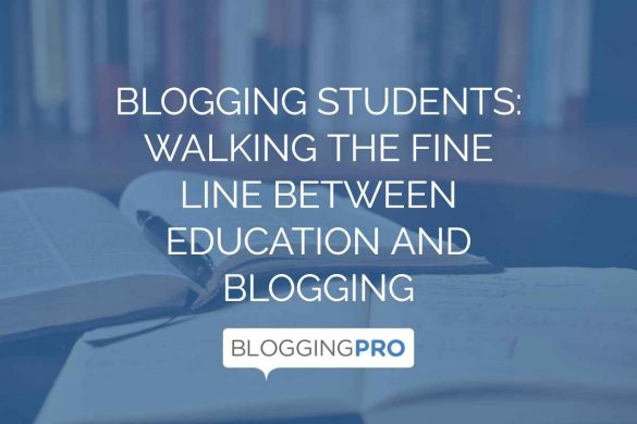 Blogging Students