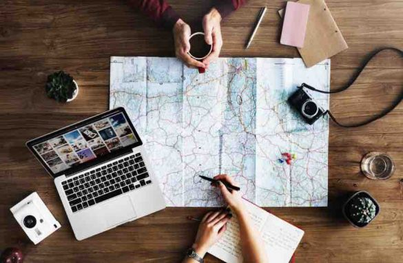 Top Tips For Running a Blog While Traveling the World