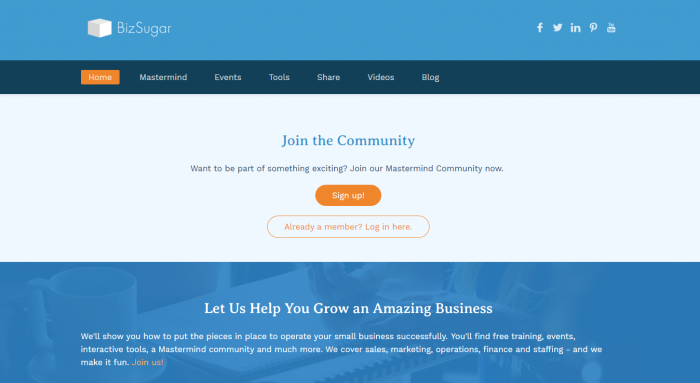 blogging communities