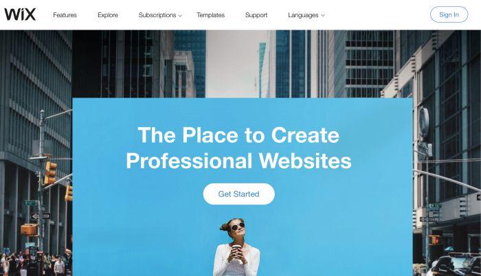 wix bloggingpro