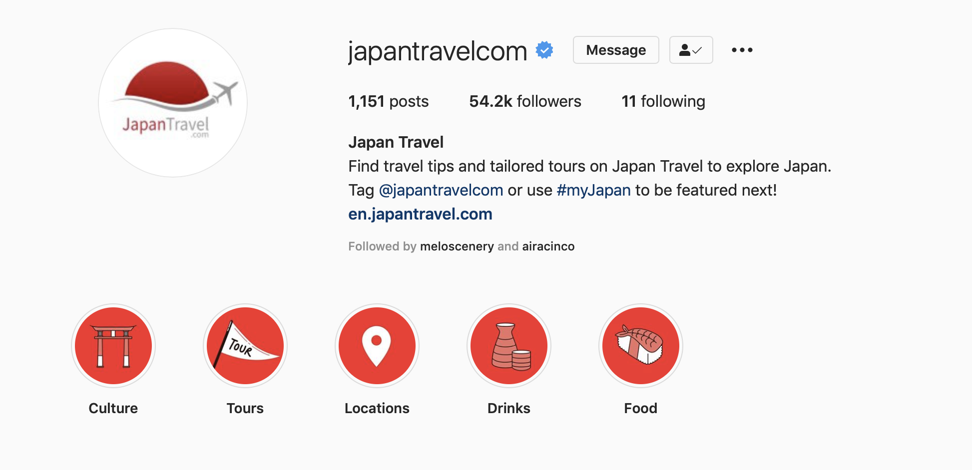 drive traffic with instagram