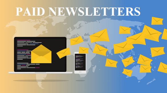 paid subscription newsletter