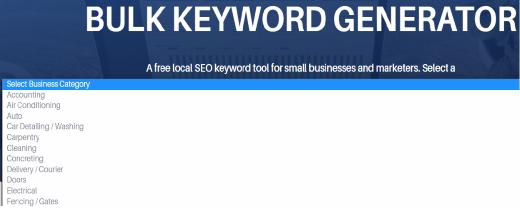 Free Keyword Research Tools