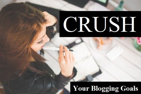 reach your blogging goals