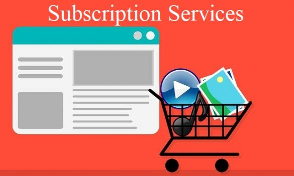 Blog Subscription Services